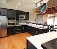 Kitchen Fully Equipped Five Appliances Stainless Steel 59 Harvey Road St. John's, NL