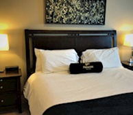 Master Bedroom King Mattress Fully Furnished Apartment Suite Brampton
