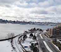 Water View Scenic View Fully Furnished Apartment Suite Halifax Harbour View Dartmouth NS