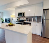 602 Kitchen Fully Equipped Stainless Steel Appliances Ottawa