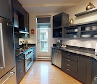 PH04 Kitchen Fully Equipped Stainless Steel Appliances Ottawa