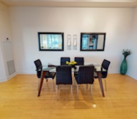 PH04 Dining Room Fully Furnished Apartment Suite Ottawa