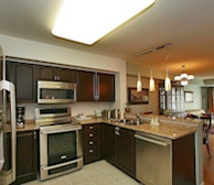 Kitchen Fully Equipped Five Appliances Stainless Steel North York