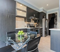 Kitchen Fully Equipped Five Appliances Stainless Steel Markham