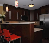 Kitchen Fully Equipped Five Appliances Fully Furnished Suite St. John's, NL