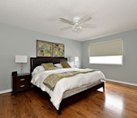 8 McPeake Master Bedroom Queen Mattress Fully Furnished Apartment Suite Kanata