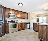 Kitchen Fully Equipped Stainless Steel Appliances Kanata