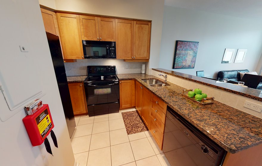 203 Kitchen Fully Equipped 4 Appliances Ottawa
