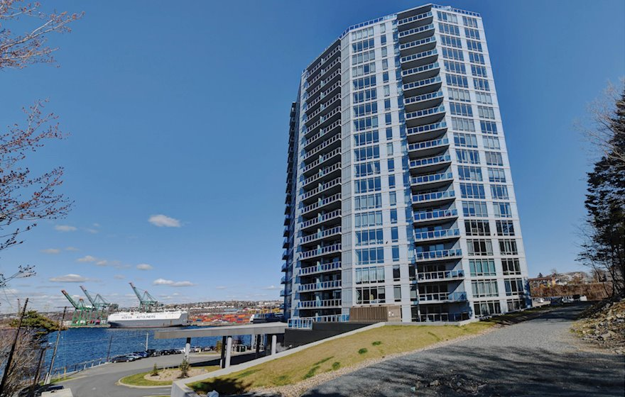 Fully Furnished Apartment Suite Halifax Harbour View