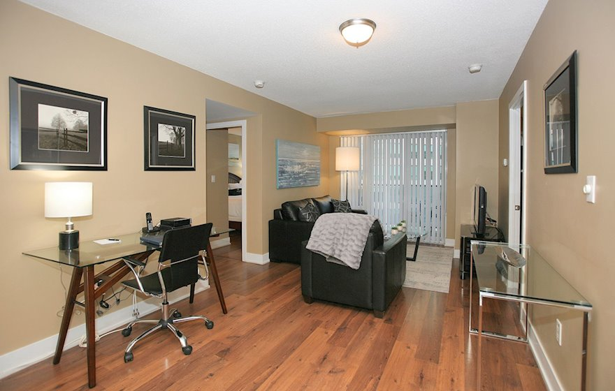 Designated Office Desk Free WiFi Free National Telephone Calls Toronto