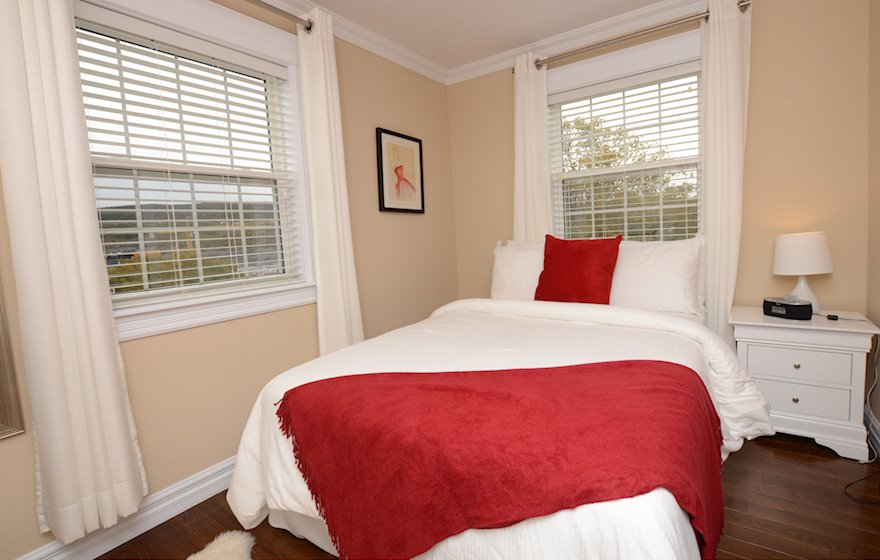 Third Bedroom Fully Furnished Apartment Suite St. John's Newfoundland