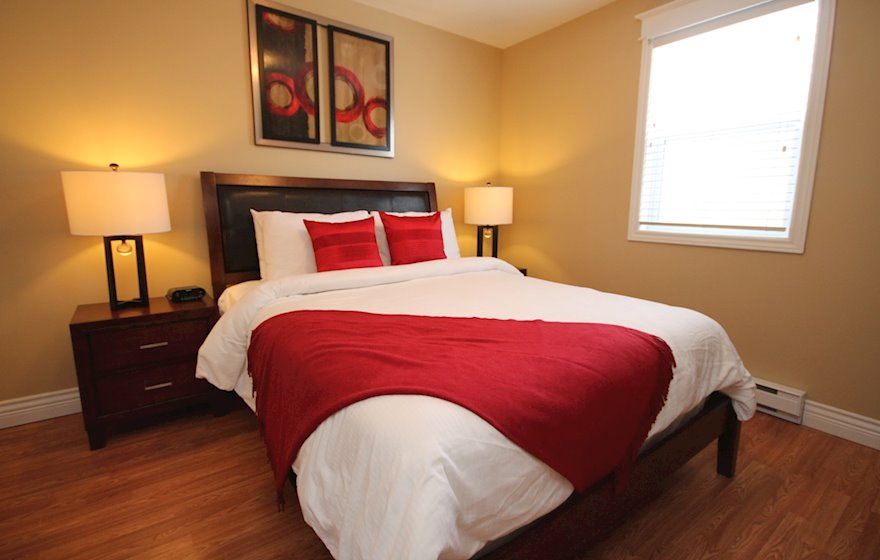 Second Bedroom Fully Furnished Apartment Suite , Bond Street Townhouse St. John's, NL