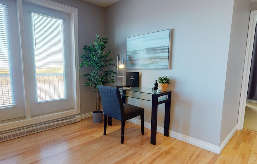 Designated Office Desk Free WiFi Free National Telephone Calls Moncton NB
