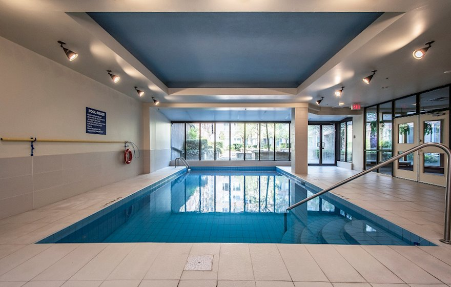 Pool Fitness Common Area Free Access Halifax NS