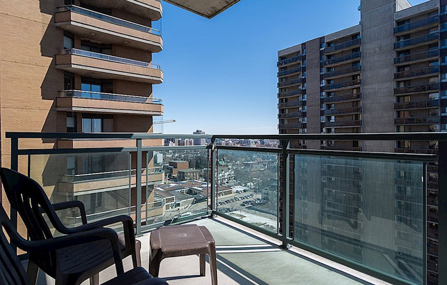 1606 Balcony Fully Furnished Apartment Suite Ottawa