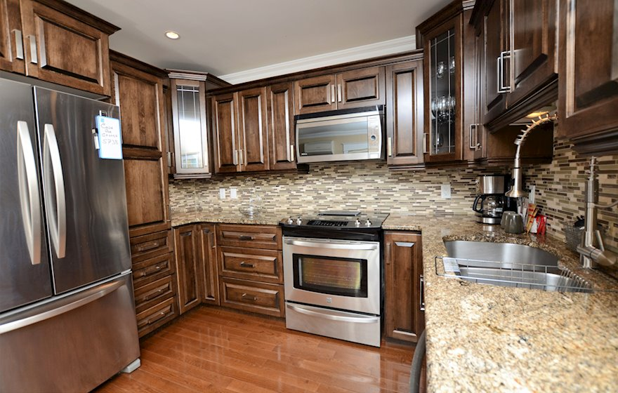 Kitchen Fully Equipped Five Appliances Stainless Steel St. John's Newfoundland