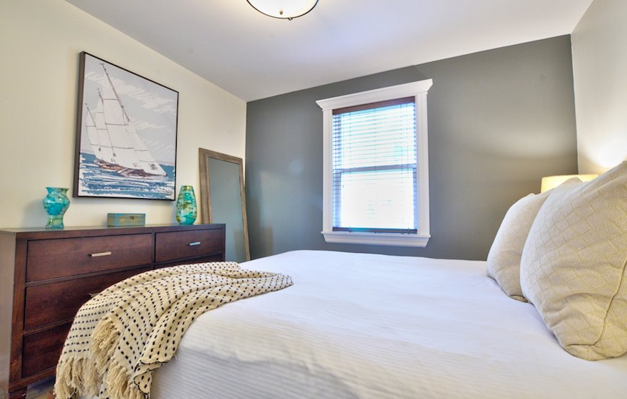 Second Bedroom Fully Furnished Apartment Suite St. John's Newfoundland