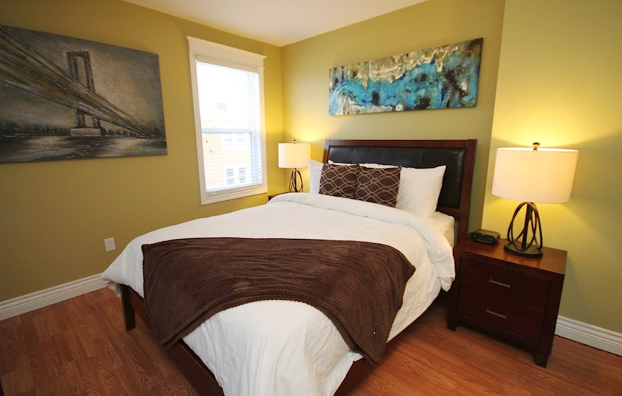 Third Bedroom Fully Furnished Apartment Suite  Bond Street Townhouse St. John's, NL