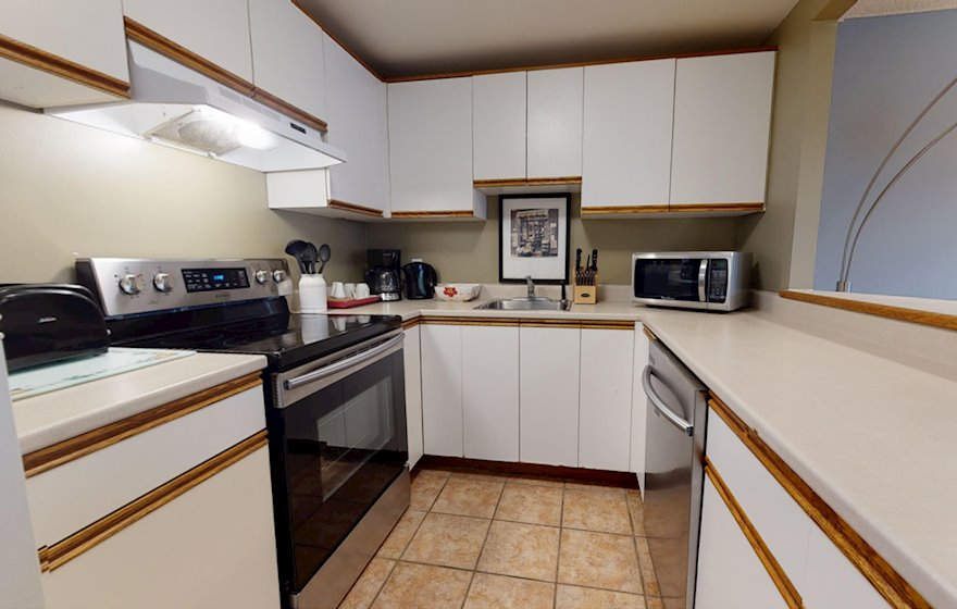 Kitchen Fully Equipped Five Appliances Halifax NS