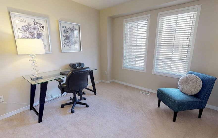 Designated Office Desk Free WiFi Free National Telephone Calls Oakville