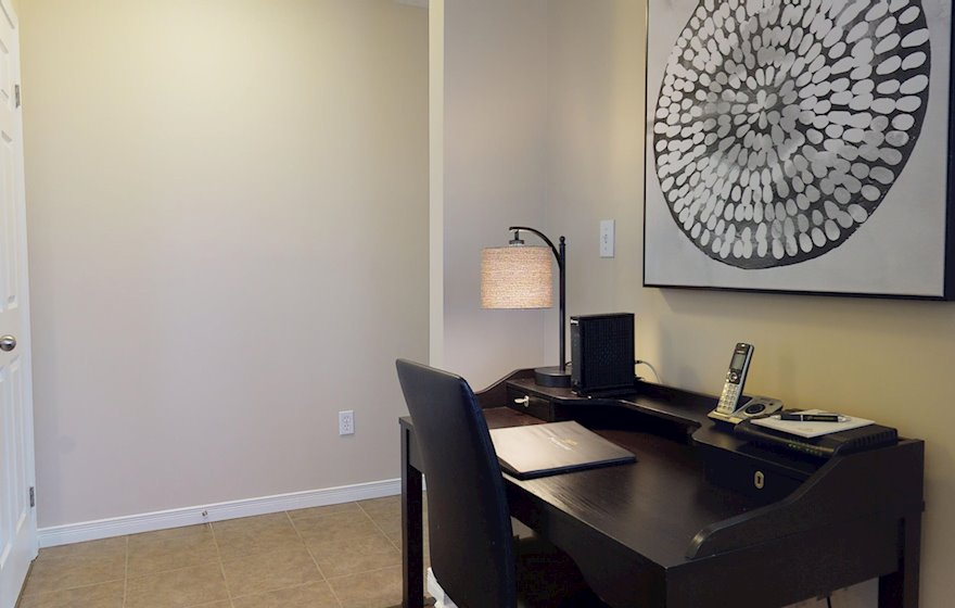 Designated Office Desk Free WiFi Free National Telephone Calls Kitchener