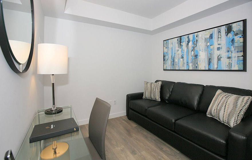 Designated Office Desk Free WiFi Free National Telephone Calls Midtown Toronto