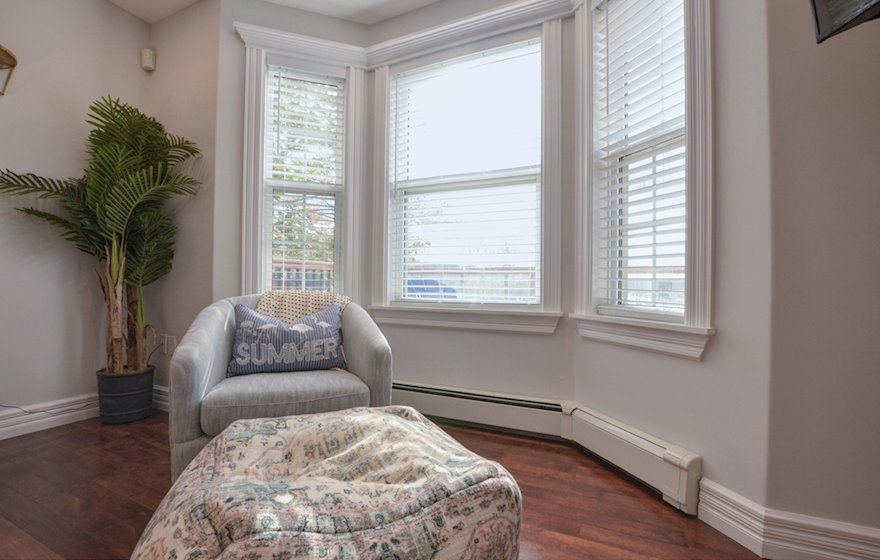 Living Room Free WiFi Fully Furnished Residence, Suite St. John's Newfoundland